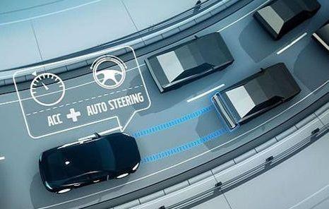 迈肯思工控- 实现车与外界环境的无缝联结 智能
