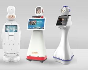 迈肯思工控智能机器人——服务型机器人成为市