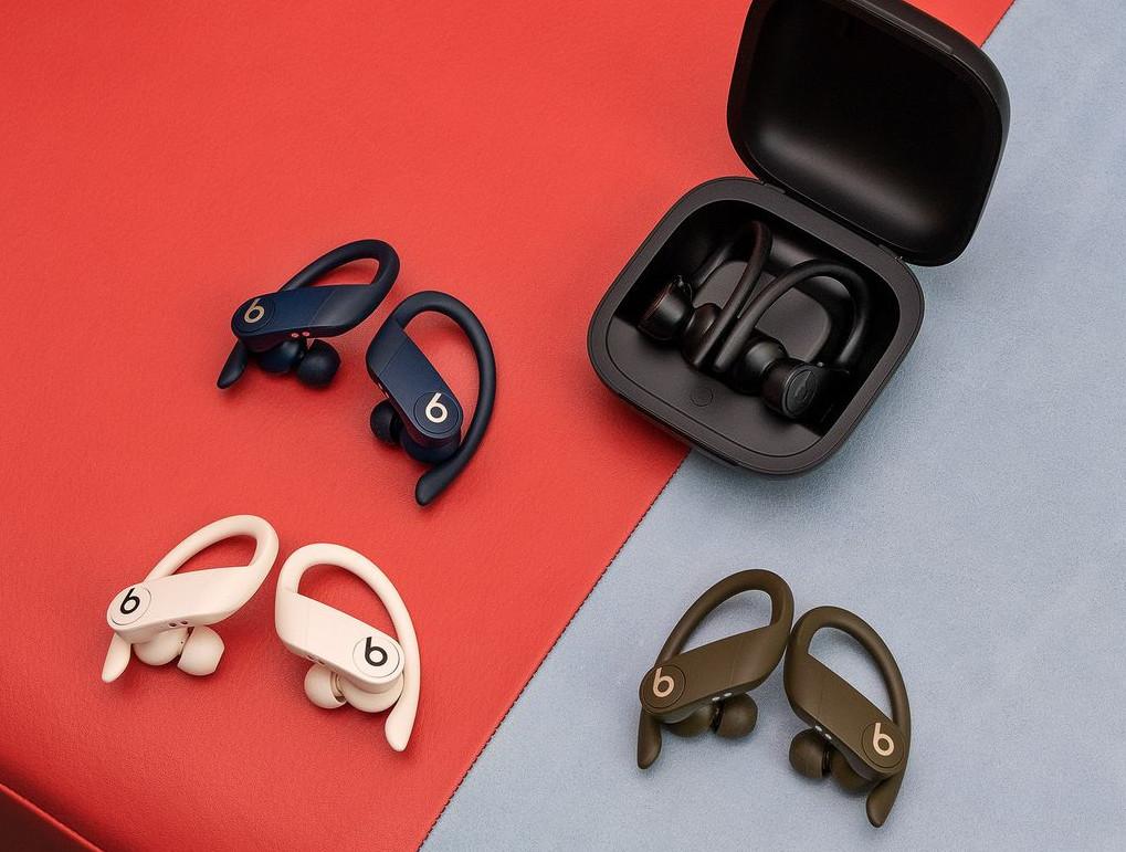 苹果将发售Powerbeats Pro无线耳机:售价1684元
