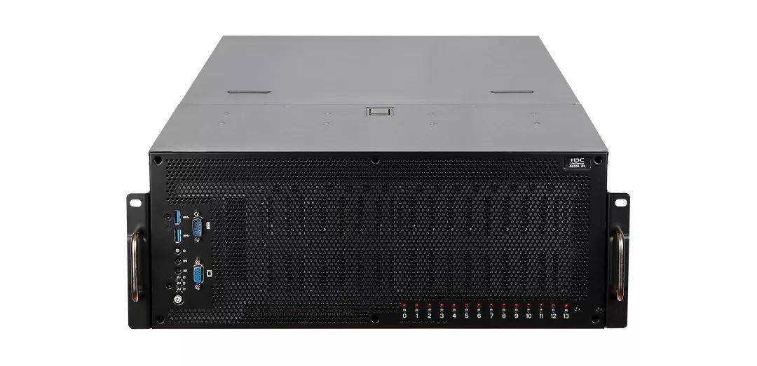 高水平通过国家级实验室多项标准化评测,新华三服务器树立企业计算新标杆