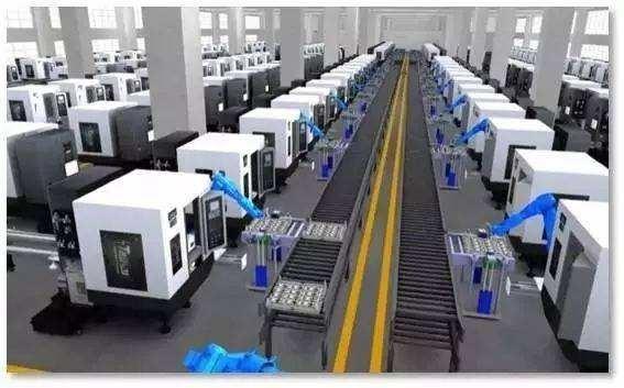 迈肯思工控  搭建优质嵌入式工控机的数控机床仍为智能生产主力