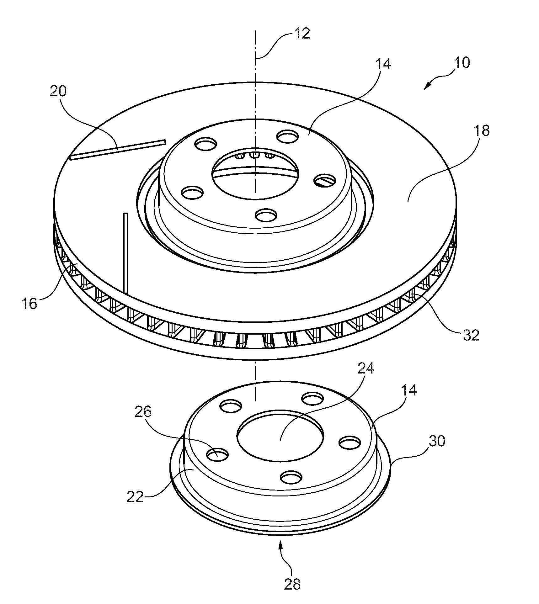 福特为制动盘3D打印方法申请专利
