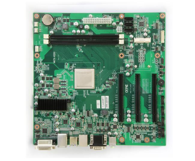 """迈肯思工控""""飞腾""""国产芯主板MATX-6550爆品来袭"""