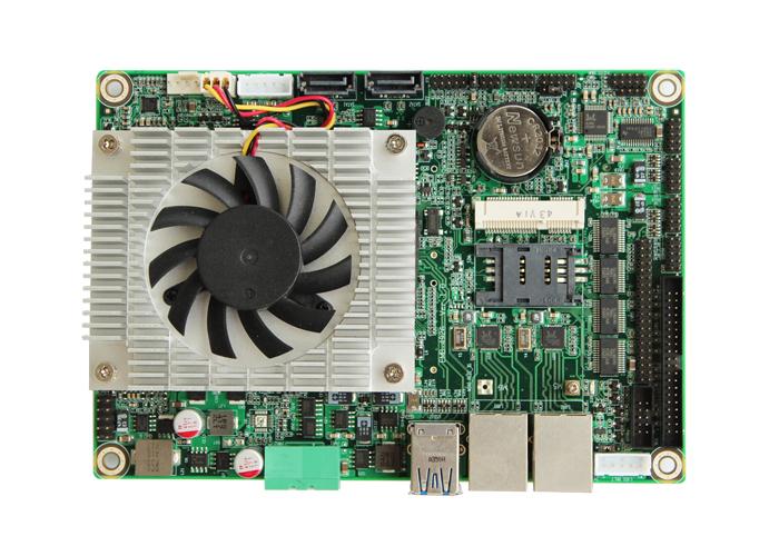 微型工控机新宠——基于Broadwell平台的工控机问世