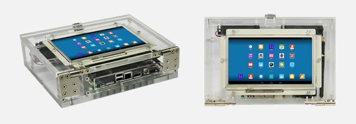 迈肯思工控全新推出基于Freescale IMX6 ARM开发盒LAB-8905
