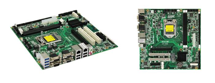 迈肯思工控第一款MicroATX工业主板ATX-6959全新上市