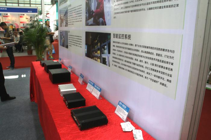 迈肯思工控携新品绚丽登场2015深圳国际嵌入式系统展