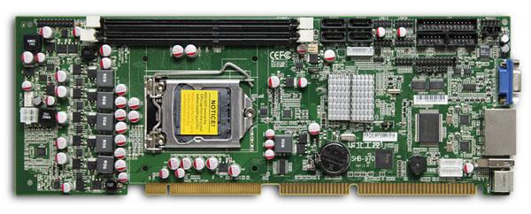 迈肯思工控基于Intel B75平台PICMG 1.0规范高性能全