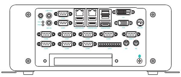 BIS-6910D产品接口