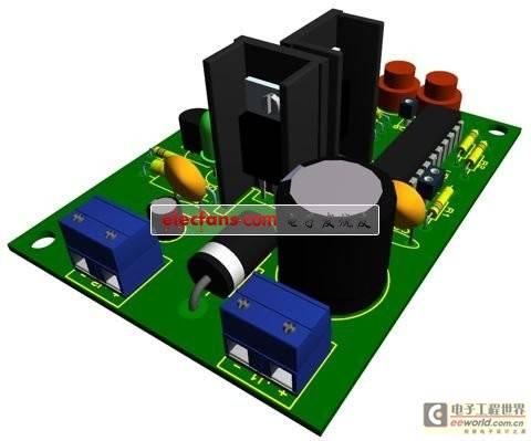1.2至33伏直流数字电压电源设计