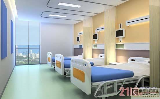 基于Zigbee技术的病房监护系统的设计