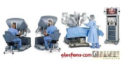 达芬奇高清外科手术系统