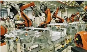 """产业迎来机遇期 机器人概念迈向""""风口"""""""