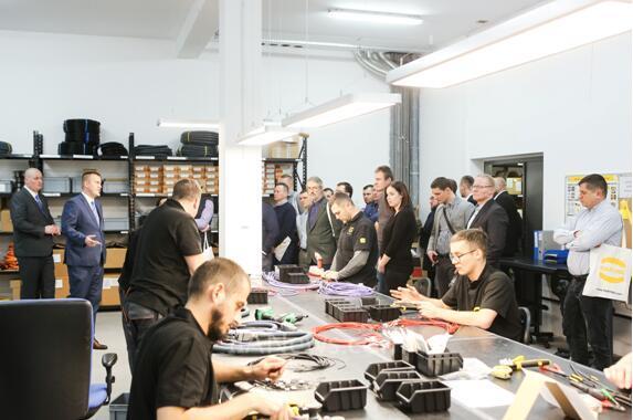 浩亭技术集团在波兰开设工厂