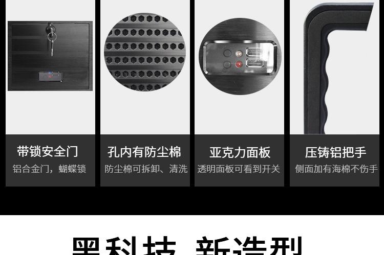 ATX电源4u工控机箱1个3.5寸硬盘
