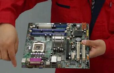 3U-339L工控服务器机箱安装解说