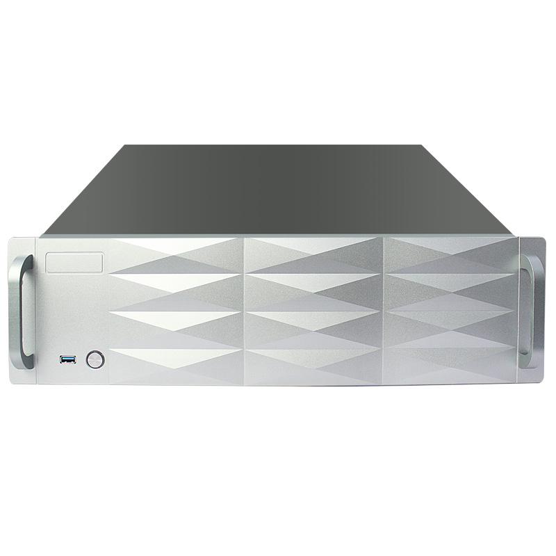 3U工控钻石菱角面板设计,兼容