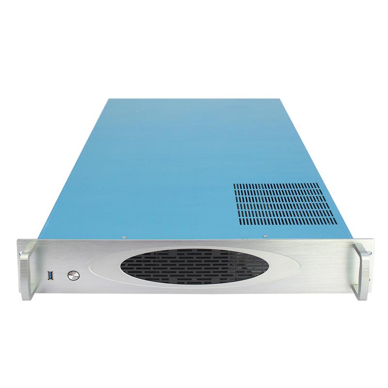 2U机箱660MM深,9个硬盘位