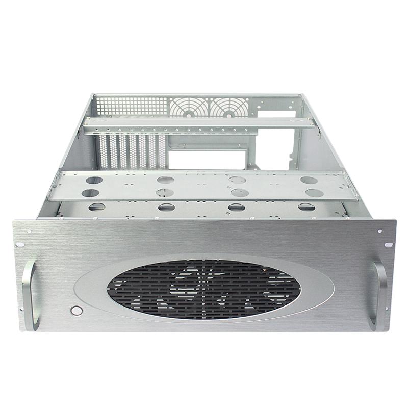 4U工控机箱500MM深、13个硬盘位
