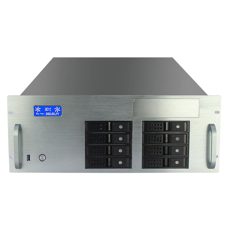 G450C-8-带屏热插拔机箱