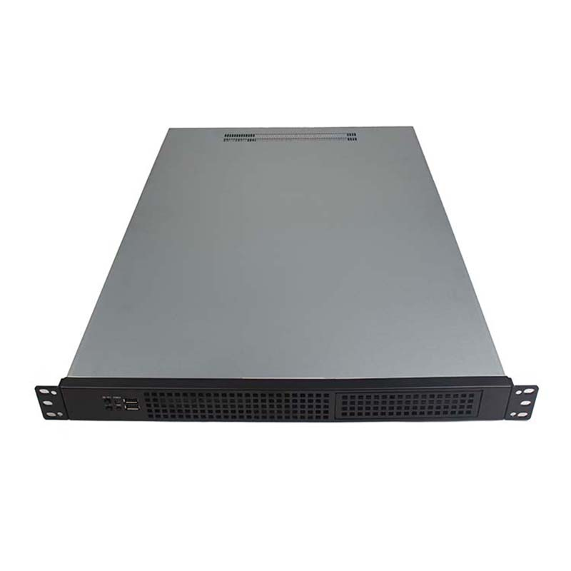 Macase manufacturer of 1u Ipc Rackmount Chassis in shenzhen manufacture form china 650mm depth server case
