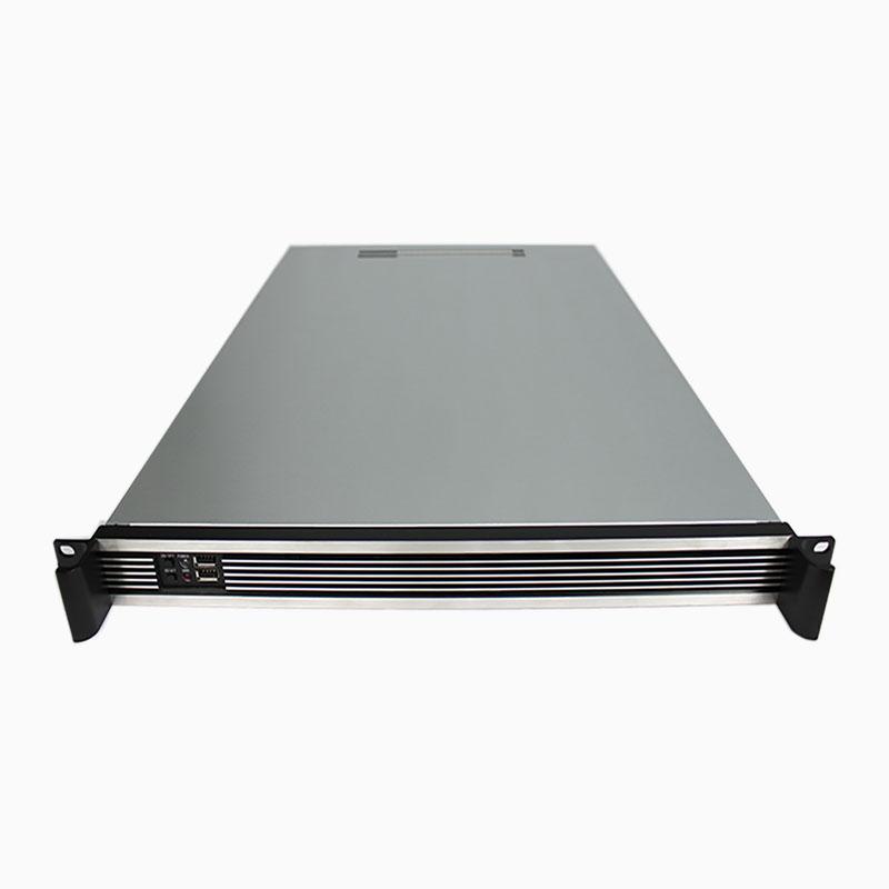 1U机箱650MM深,4个硬盘位