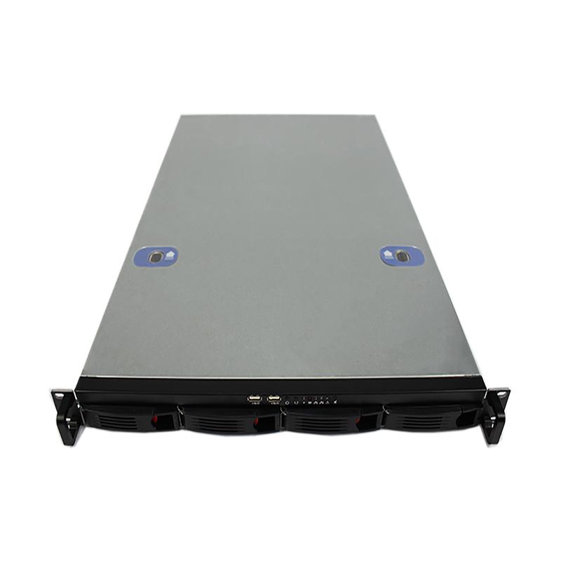 R166-4-1U服务器机箱