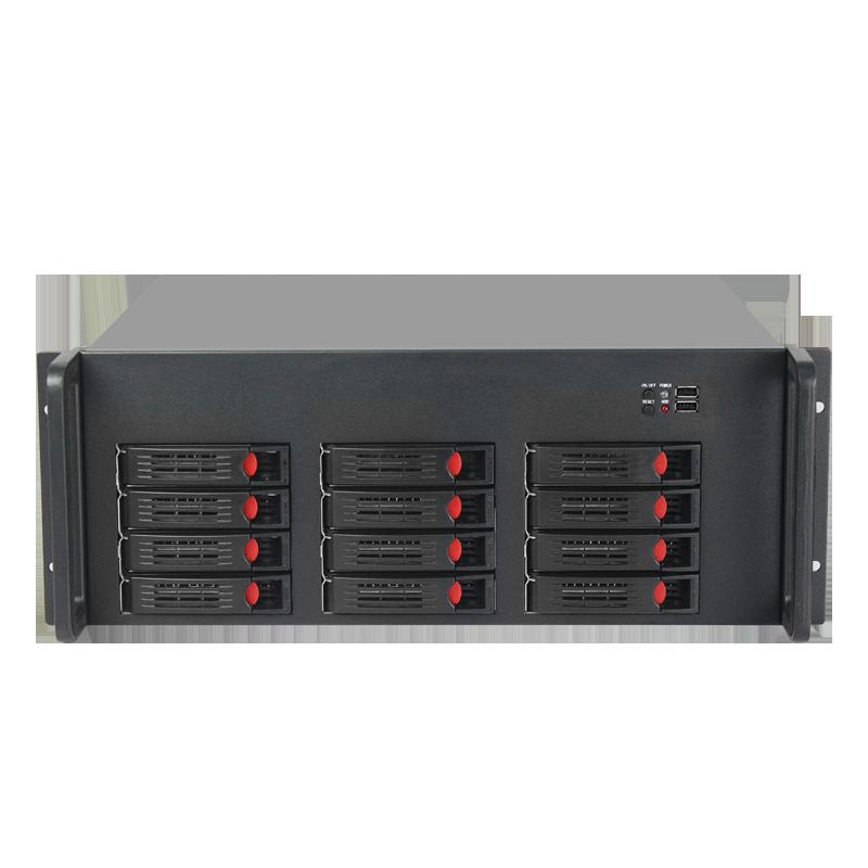 R432-12-4U服务器机箱